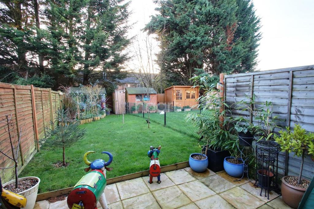 3 Bedrooms Terraced House for sale in Abbots Langley