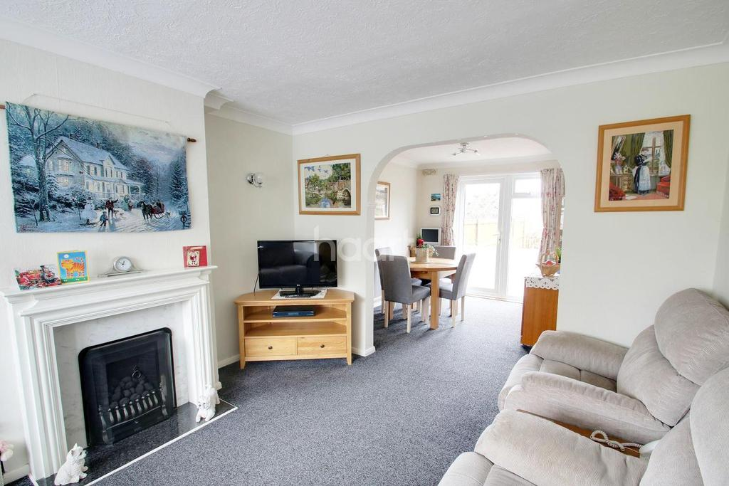 3 Bedrooms Semi Detached House for sale in Lingley Drive, Wainscott, ME2