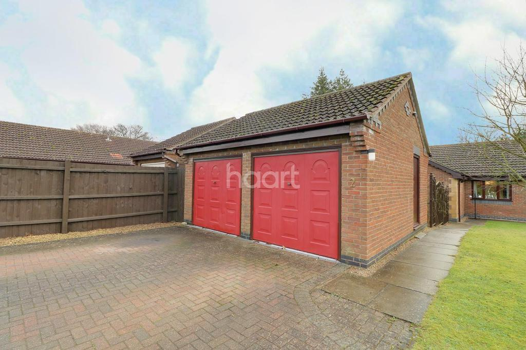 3 Bedrooms Bungalow for sale in Richmond Close, Caythorpe