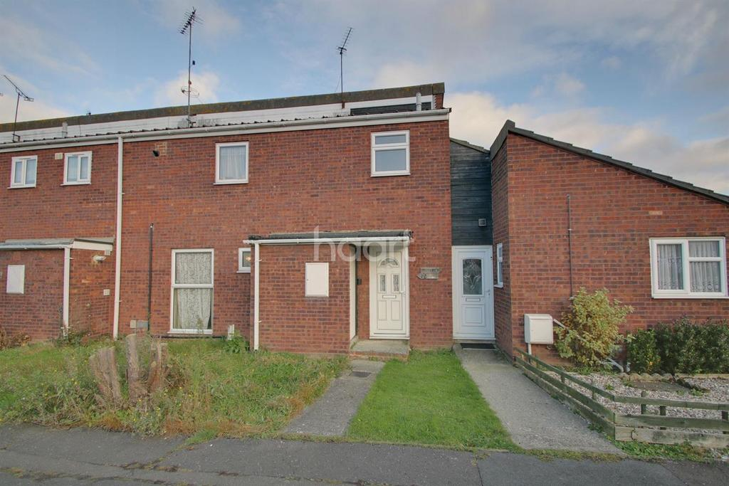 3 Bedrooms End Of Terrace House for sale in Gaywood, Laindon