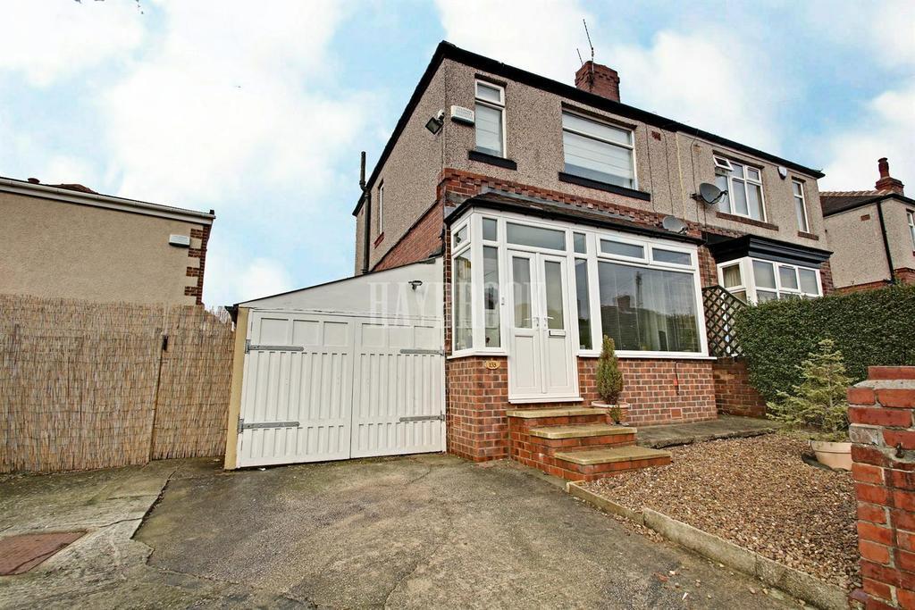 2 Bedrooms Semi Detached House for sale in Lyminster Road, Wadsley Bridge