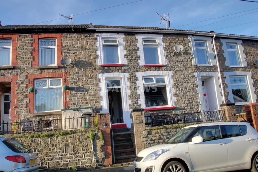 3 Bedrooms Terraced House for sale in Aberdare Road, Abercynon