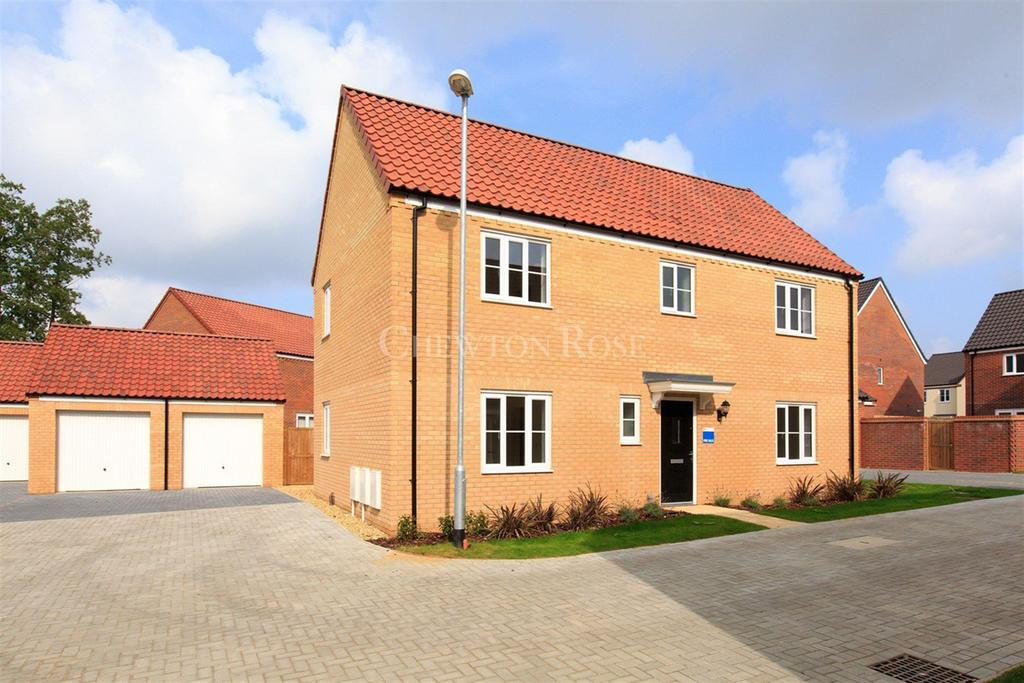 4 Bedrooms Detached House for sale in Plot 012, The Canterbury, Saxon Fields