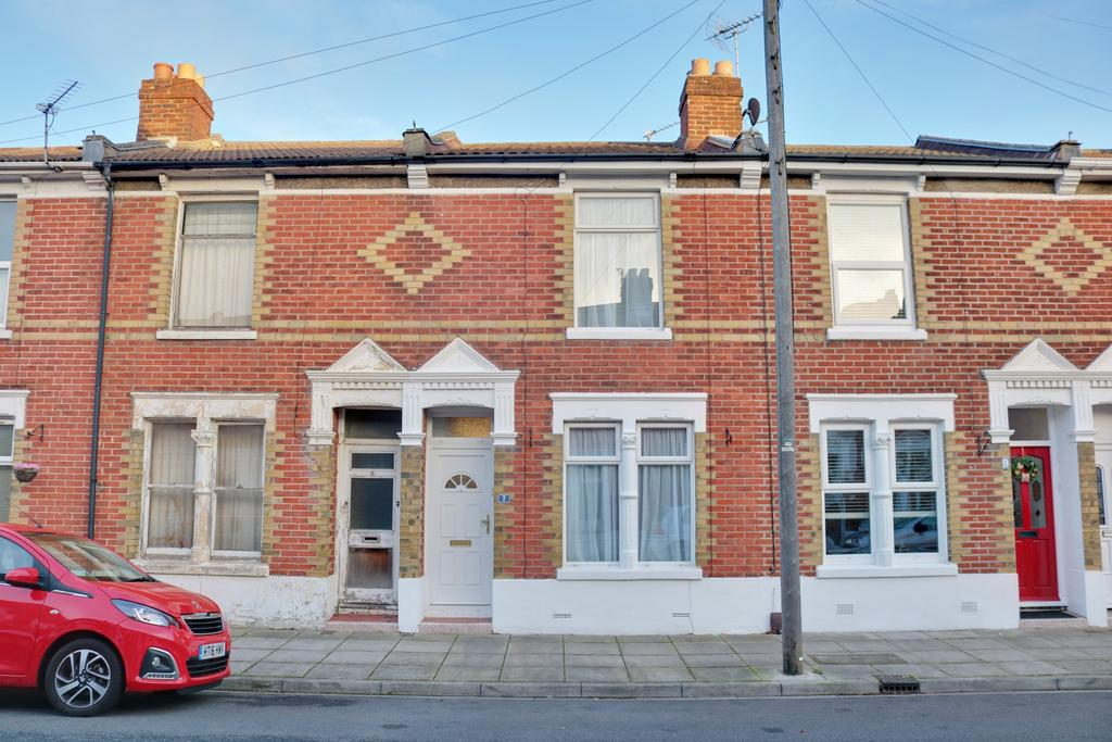 2 Bedrooms Terraced House for sale in Blendworth Road, Milton