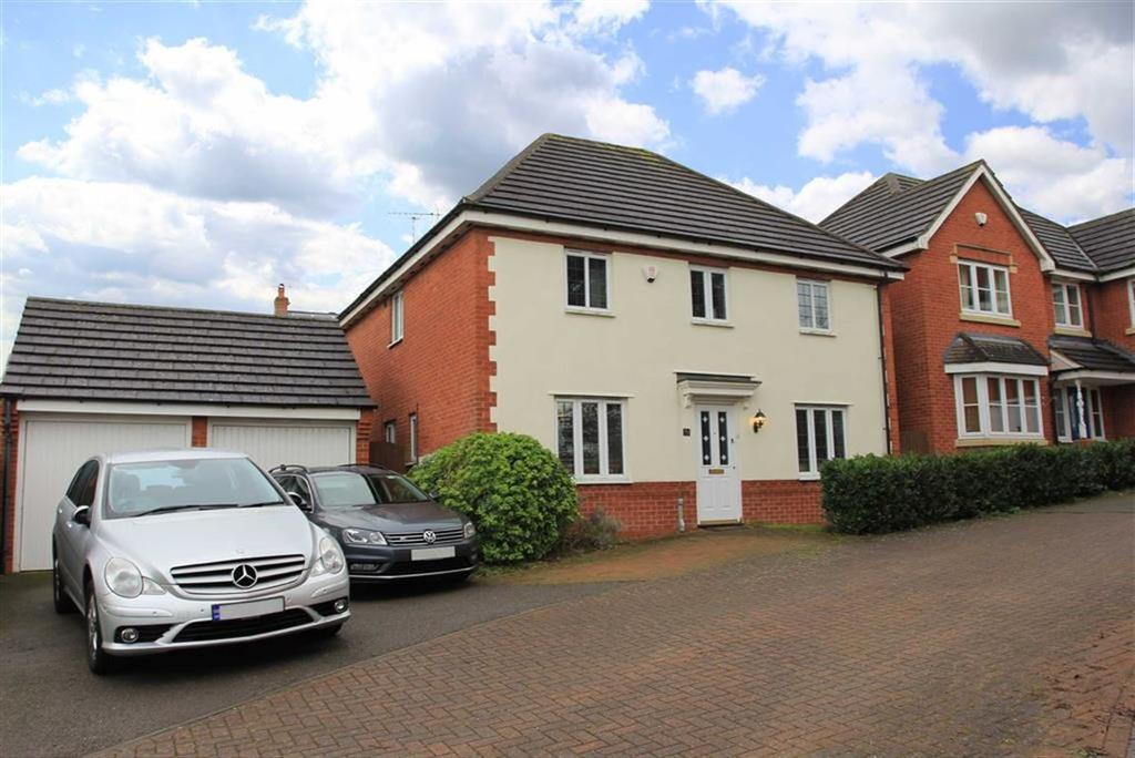 4 Bedrooms Detached House for sale in Barons Close, Kirby Muxloe, Leicester