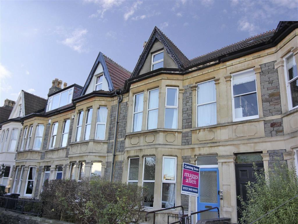 5 Bedrooms Terraced House for sale in St Albans Road, Westbury Park, Bristol