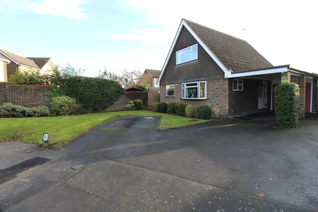 3 Bedrooms Detached House for sale in Byron Drive, Wickham Bishops, Witham, Essex, CM8