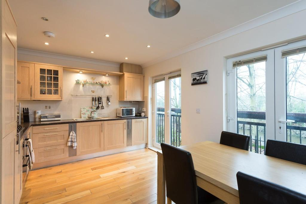 4 Bedrooms Terraced House for sale in William Court, Off Blue Bridge Lane, York
