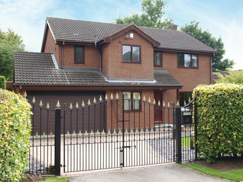 4 Bedrooms Detached House for sale in Spinney Croft Close, North Ferriby