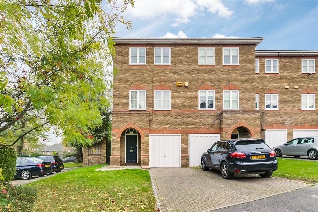 3 Bedrooms End Of Terrace House for sale in Manning Place, Richmond, Surrey