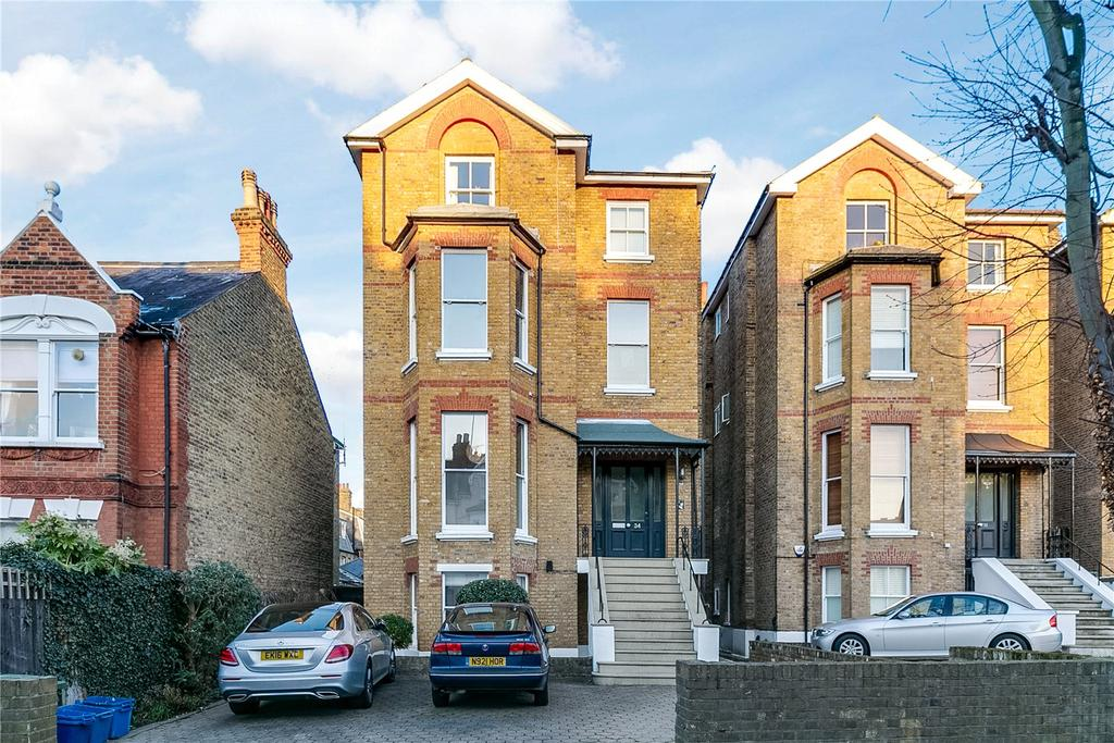 2 Bedrooms Flat for sale in Onslow Road, Richmond, Surrey