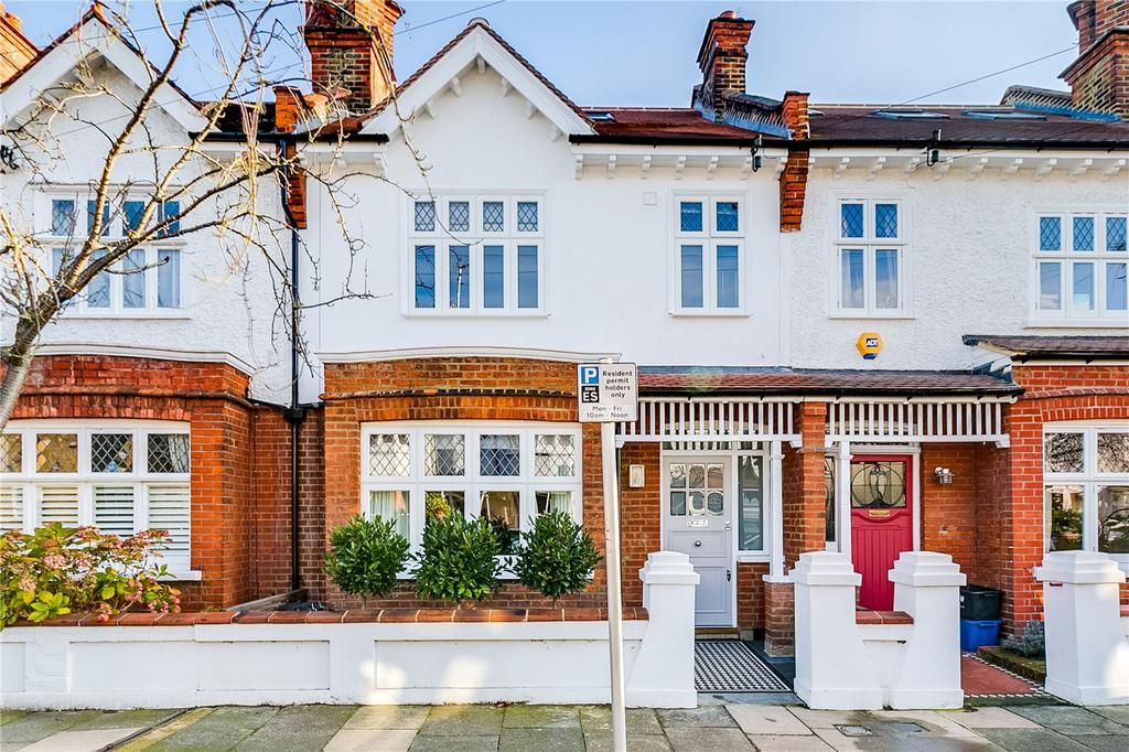 4 Bedrooms Terraced House for sale in Glendower Road, London