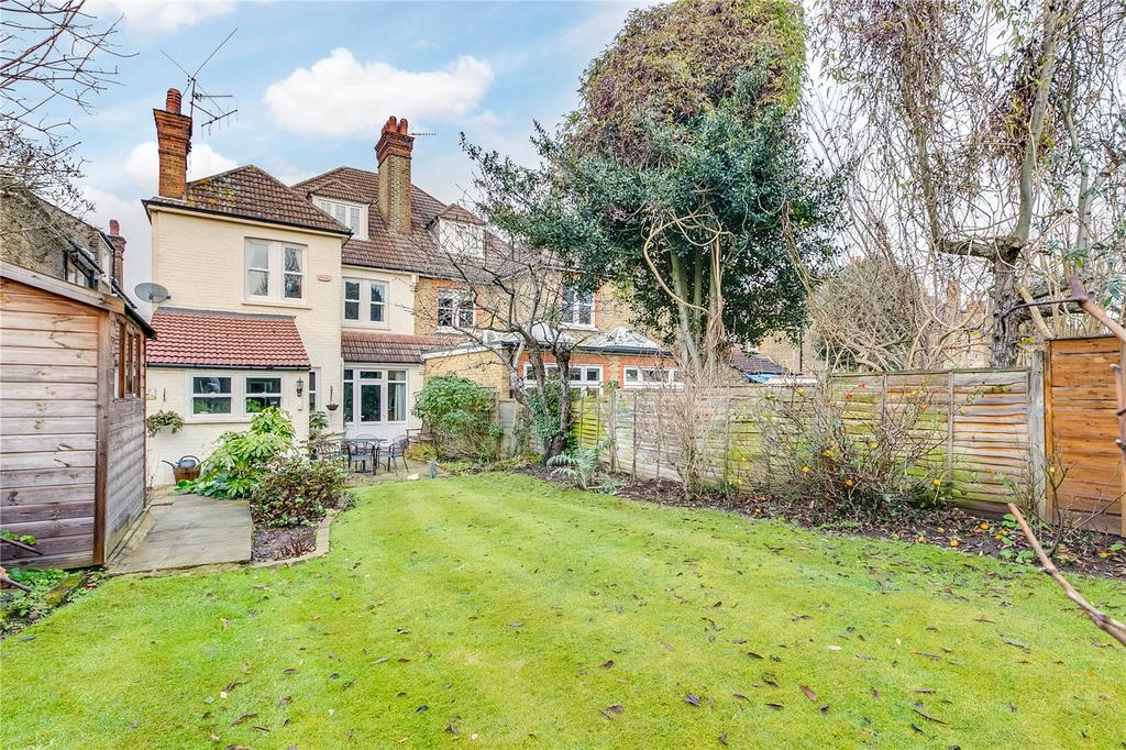 5 Bedrooms House for sale in Sheen Road, Richmond, Surrey