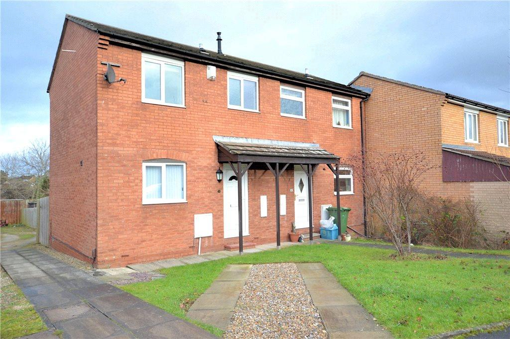 2 Bedrooms End Of Terrace House for sale in Wetherall Avenue, Yarm, Stockton-On-Tees