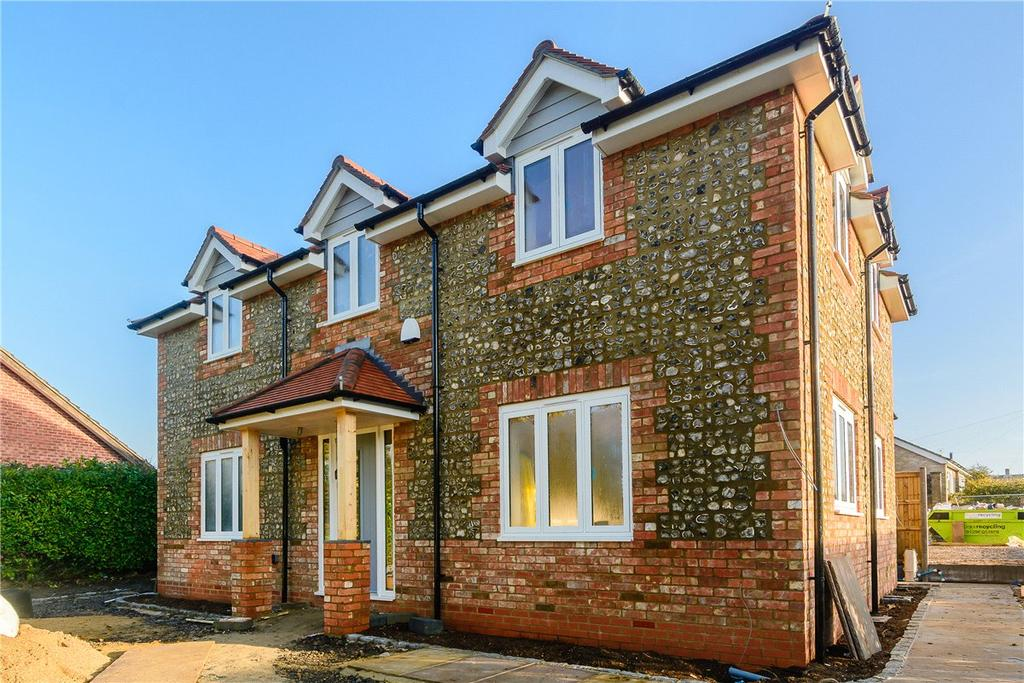 3 Bedrooms Detached House for sale in Holliers Close, Sydenham, Chinnor, Oxfordshire, OX39