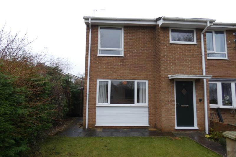 3 Bedrooms End Of Terrace House for sale in Richens Drive, Carterton, Oxon
