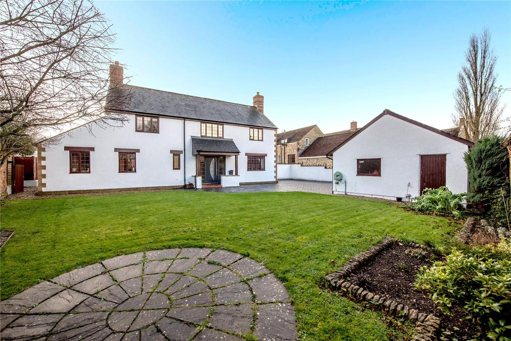 4 Bedrooms Detached House for sale in Broadway, Ilminster, Somerset