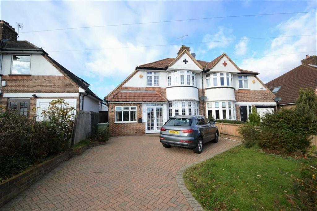 4 Bedrooms Semi Detached House for sale in Belmont Lane, Chislehurst, Kent