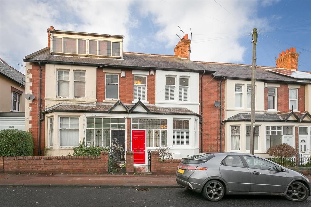 3 Bedrooms Terraced House for sale in Nuns Moor Road, Fenham, Newcastle upon Tyne