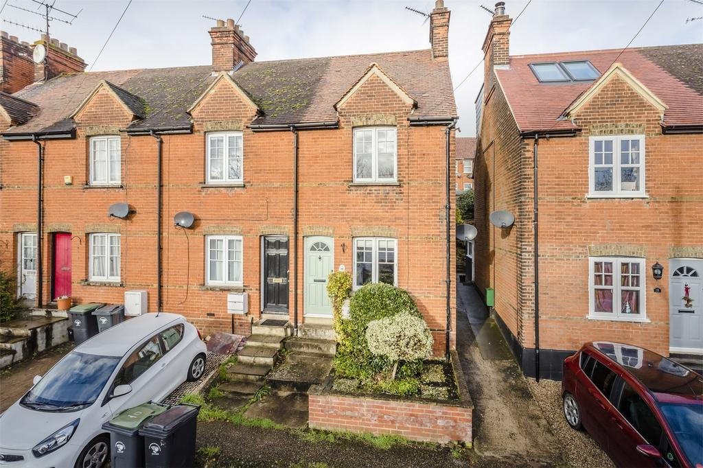 2 Bedrooms End Of Terrace House for sale in Sunnyside, Stansted Mountfitchet, Essex