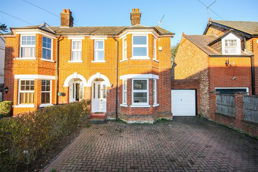 3 Bedrooms Semi Detached House for sale in St. Johns Road, Stansted Mountfitchet, Essex