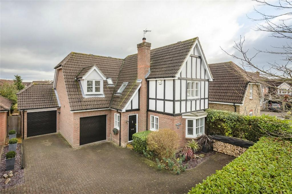 5 Bedrooms Detached House for sale in Drovers Way, BISHOP'S STORTFORD, Hertfordshire