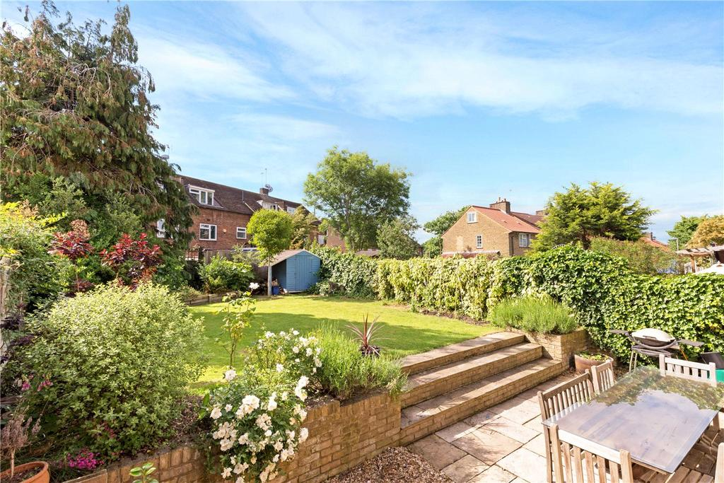 2 Bedrooms End Of Terrace House for sale in Huntingfield Road, London, SW15
