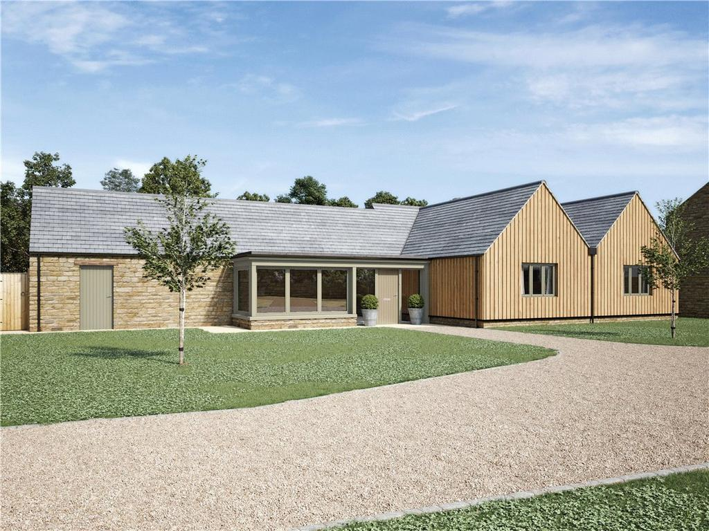 4 Bedrooms Detached House for sale in Signet Hill Barns, Westwell, Burford, OX18