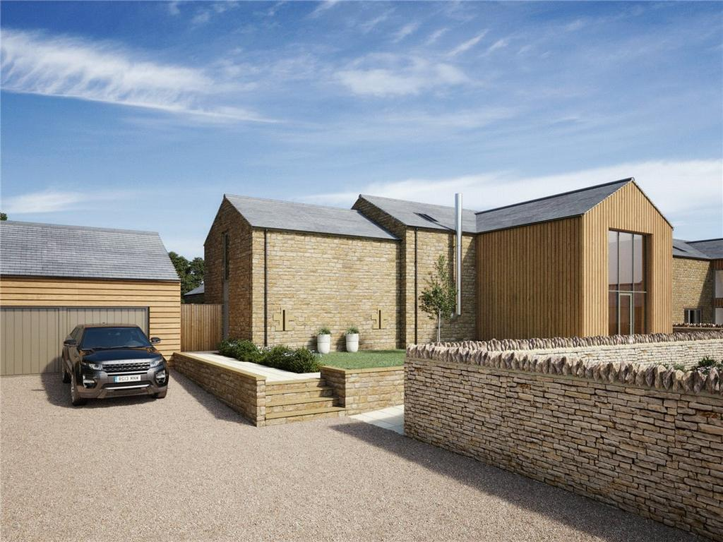 6 Bedrooms Semi Detached House for sale in Signet Hill Barns, Westwell, Burford, OX18
