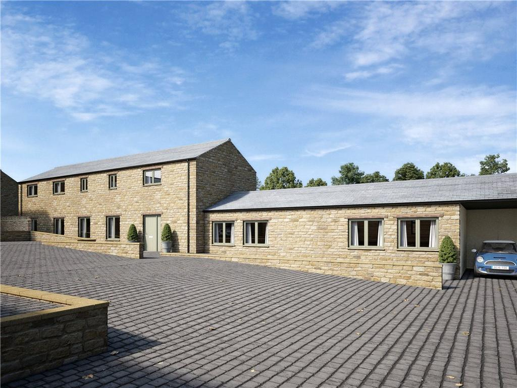 5 Bedrooms Detached House for sale in Signet Hill Barns, Westwell, Burford, OX18