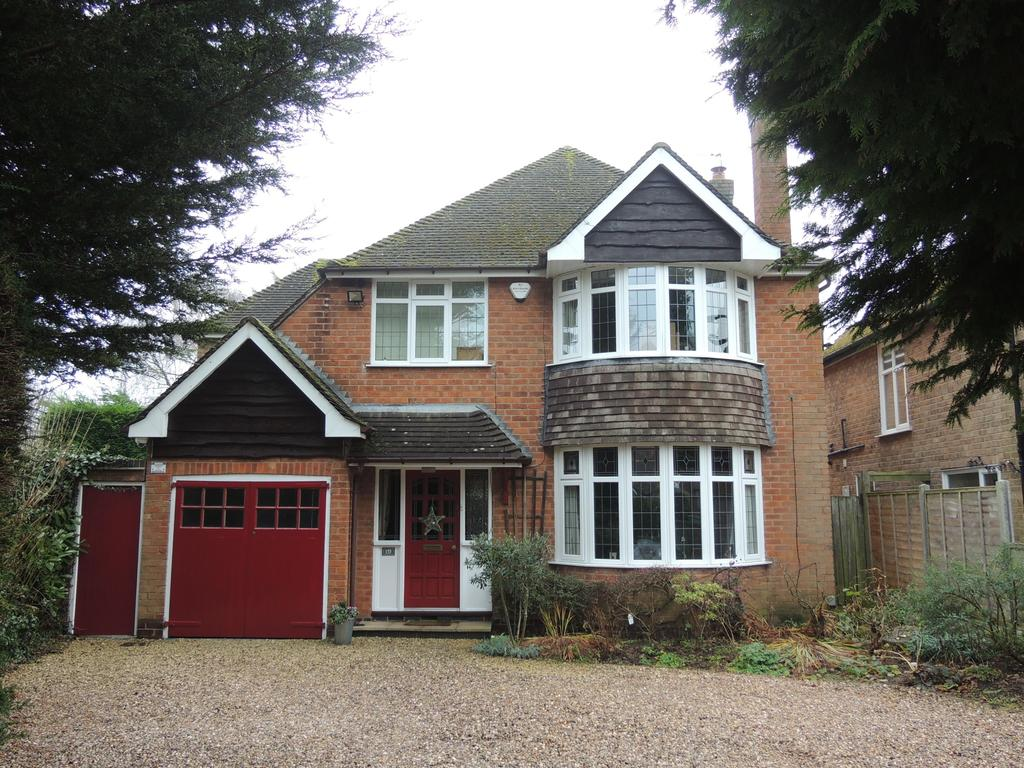 4 Bedrooms Detached House for sale in Tilehouse Green Lane, Knowle, Solihull ,B93 9EB