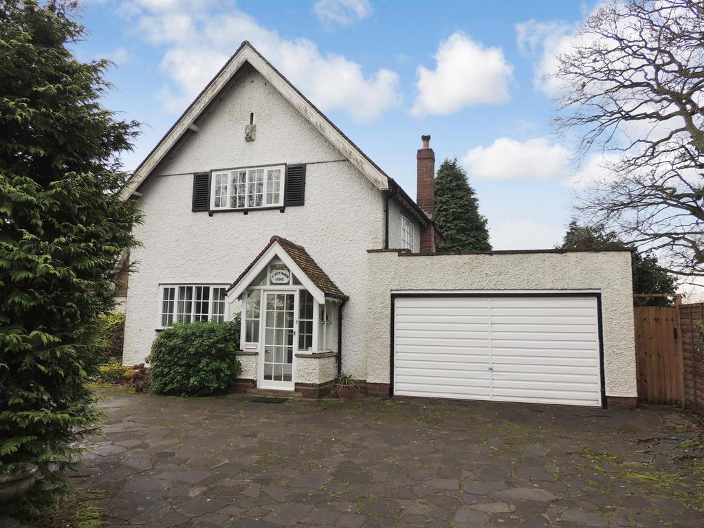 2 Bedrooms Detached House for sale in Widney Manor Road, Knowle, Solihull, West Midlands