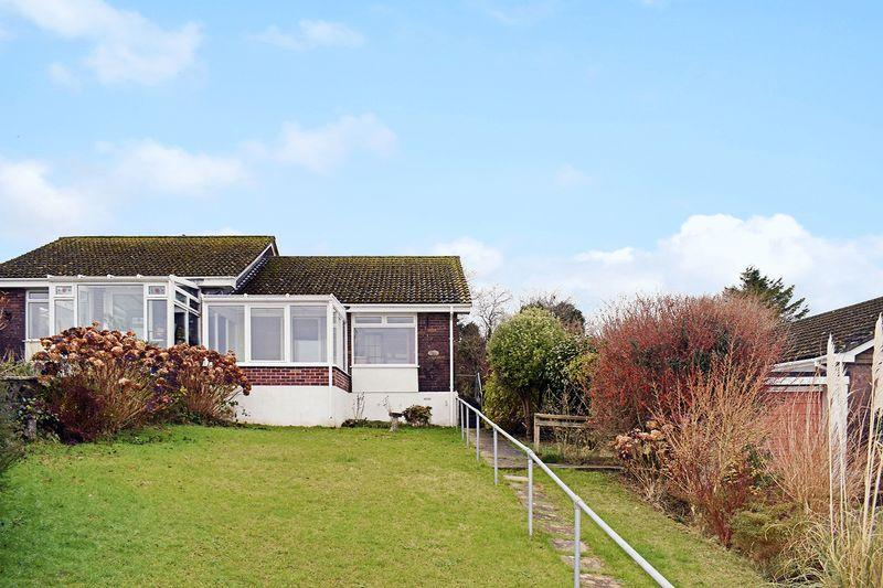 2 Bedrooms Semi Detached Bungalow for sale in Pensilva, Cornwall