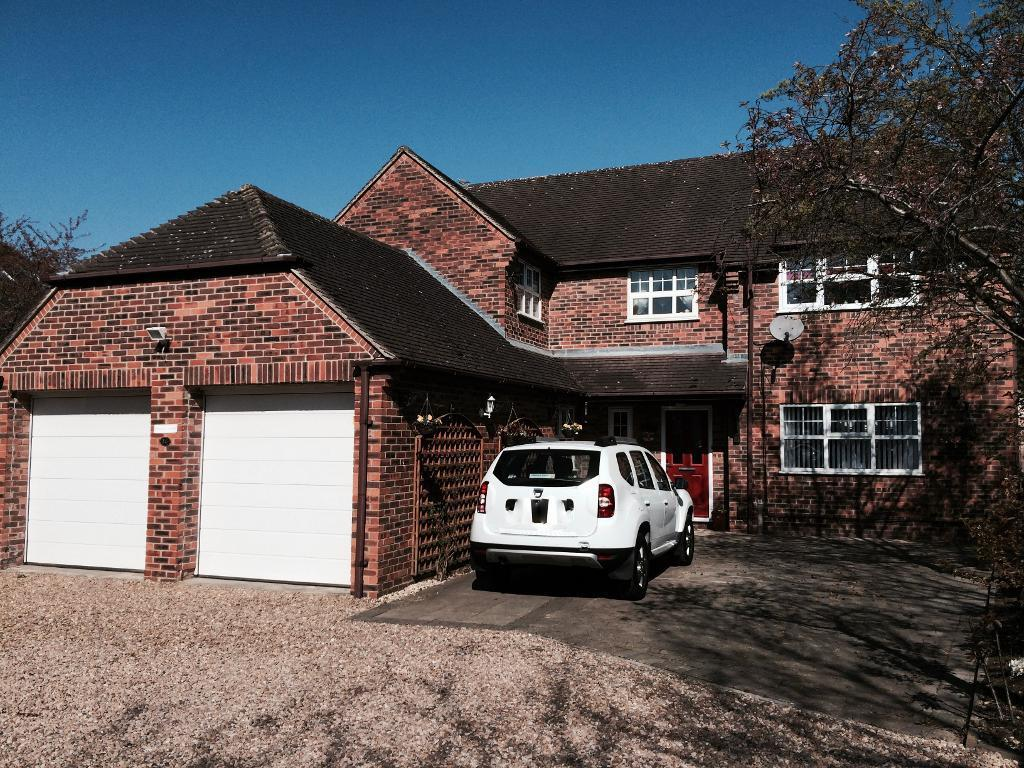 5 Bedrooms Detached House for sale in Deanery Crescent, Near Thurcaston, Leicester, Leicestershire, LE4 2WD