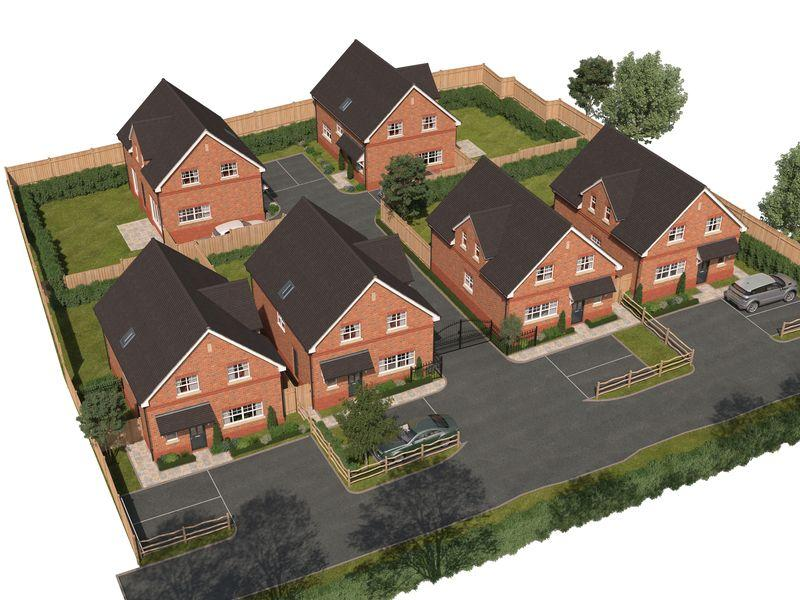 4 Bedrooms Detached House for sale in Birch, Henrietta Place