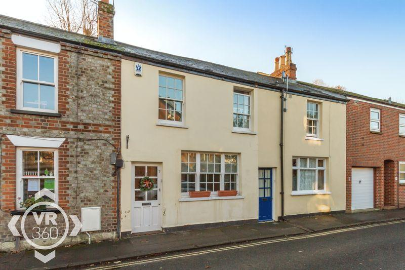 3 Bedrooms Terraced House for sale in Nelson Street, Jericho