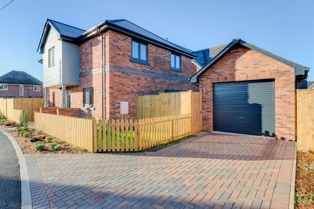 4 Bedrooms Detached House for sale in Cedar Court, Rockbeare