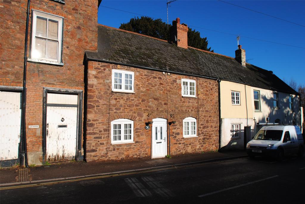 4 Bedrooms Terraced House for sale in Church Street, Wiveliscombe