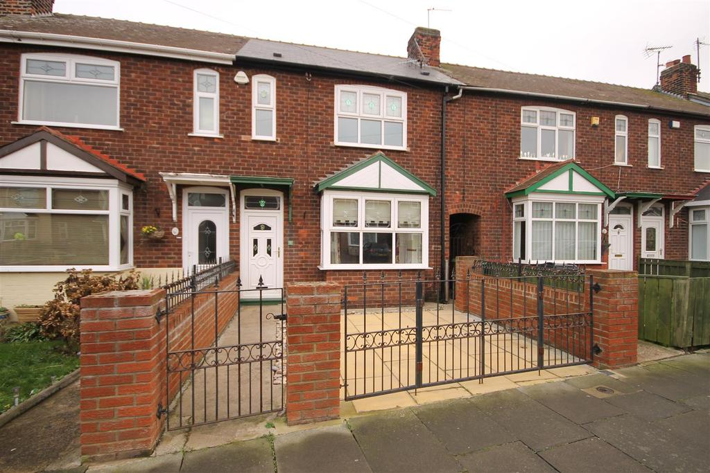 2 Bedrooms Terraced House for sale in Haswell Avenue, Foggy Furze, Hartlepool