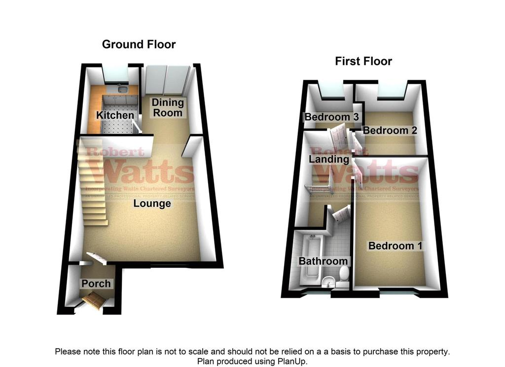 Floorplan: Fieldhurst Court