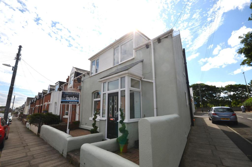 3 Bedrooms End Of Terrace House for rent in Whitburn