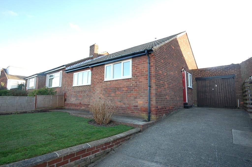 2 Bedrooms Semi Detached Bungalow for sale in Whickham