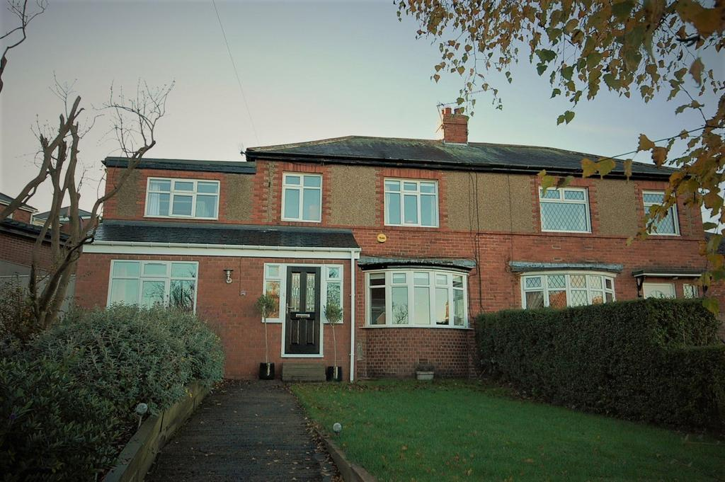 4 Bedrooms Semi Detached House for sale in Whickham
