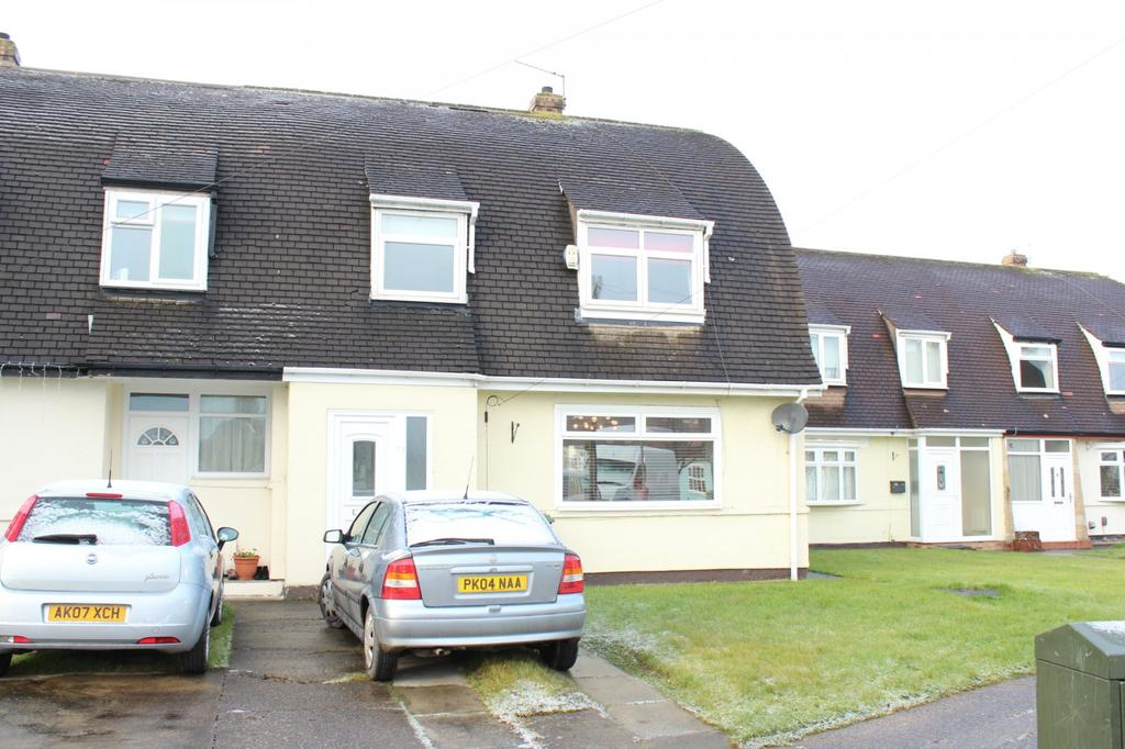 3 Bedrooms Semi Detached House for sale in Bishopton Court, Stockton On Tees, TS19