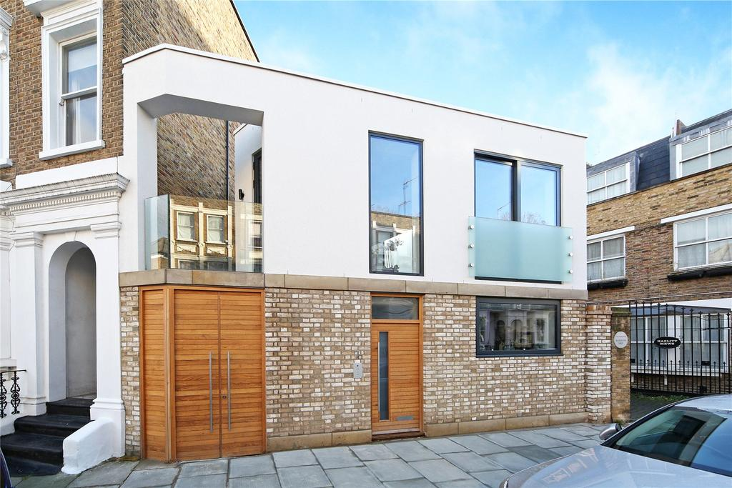 2 Bedrooms House for sale in Hazlitt Road, London, W14