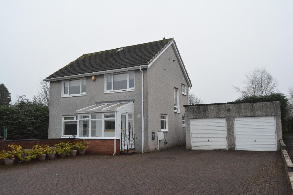 4 Bedrooms Detached House for sale in Anne Drive, Stenhousemuir, Falkirk, FK5 4JE