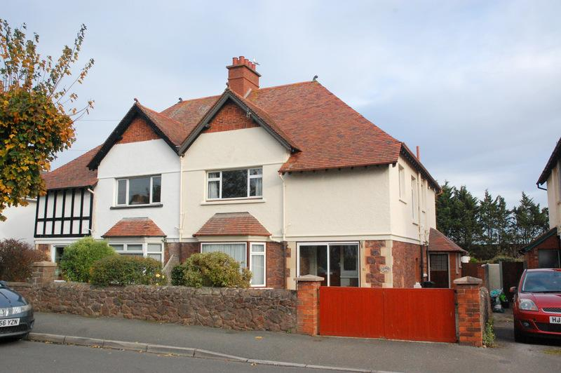 4 Bedrooms Semi Detached House for sale in Ponsford Road, Minehead TA24