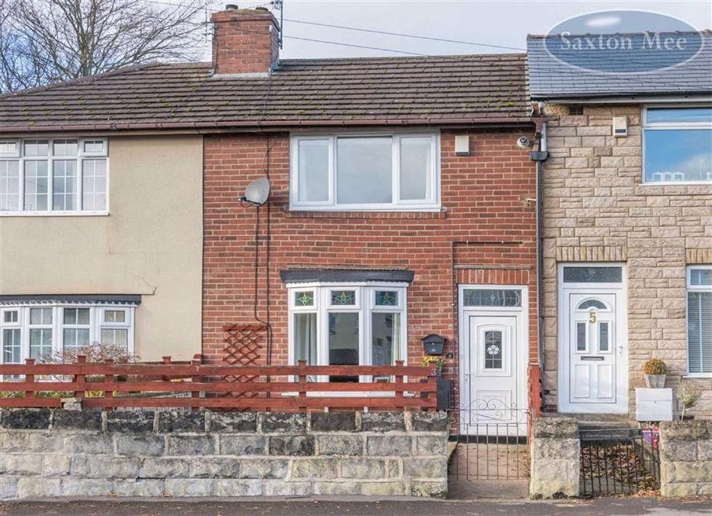 2 Bedrooms Terraced House for sale in Romsdal Road, Crookes, Sheffield, S10