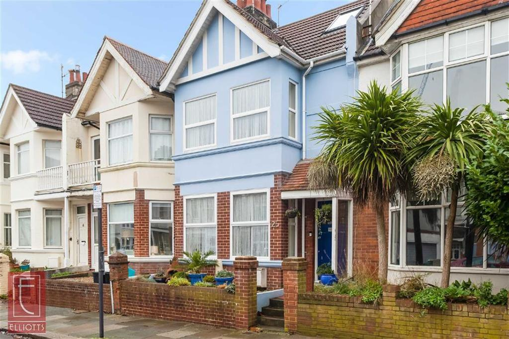 4 Bedrooms Terraced House for sale in Lyndhurst Road, Hove, East Sussex