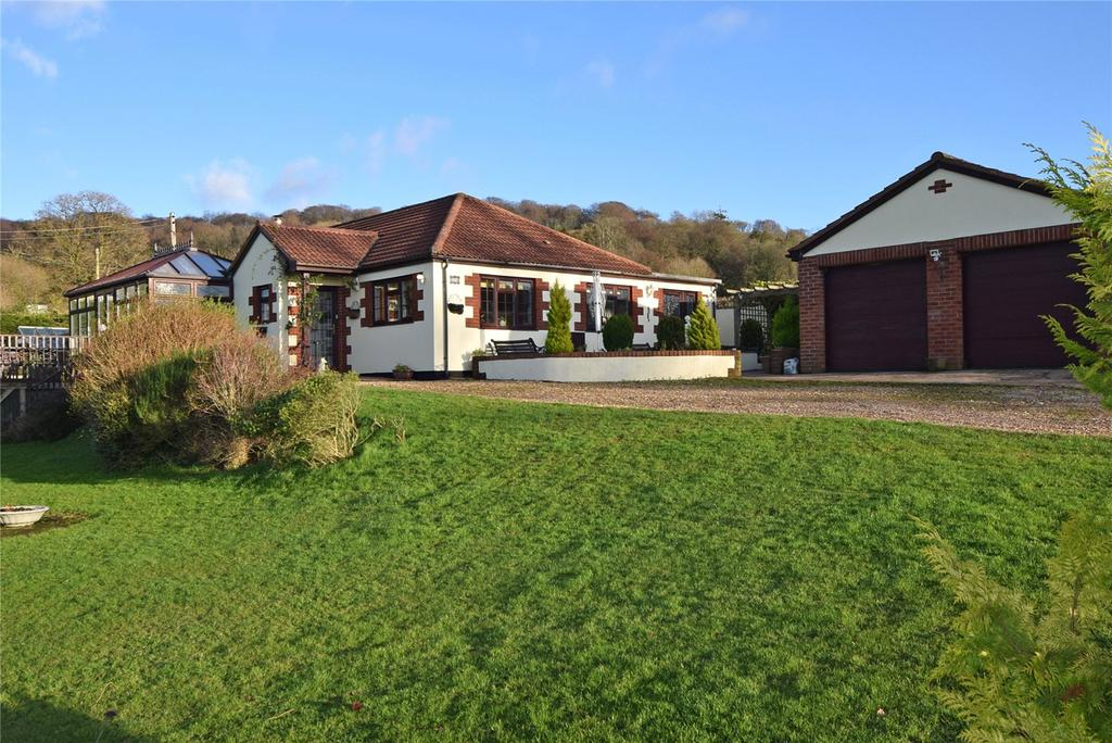 4 Bedrooms Detached Bungalow for sale in Broadhembury, Honiton, Devon